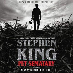 Pet Sematary audiobook cover art