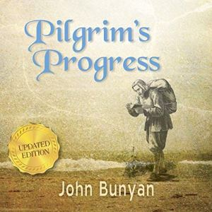 Pilgrim's Progress audiobook cover art