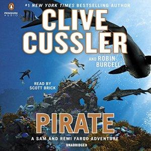 Pirate audiobook cover art