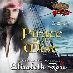 Pirate in the Mist: Brody audiobook cover art