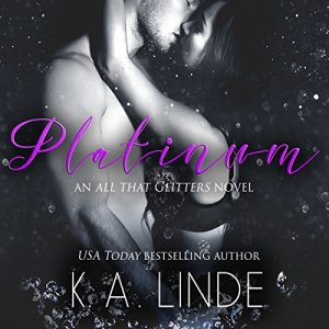 Platinum audiobook cover art