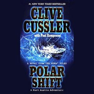 Polar Shift audiobook cover art