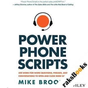 Power Phone Scripts audiobook cover art