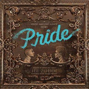 Pride audiobook cover art