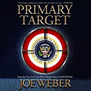 Primary Target audiobook cover art
