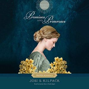 Promises and Primroses audiobook cover art