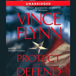 Protect and Defend audiobook cover art