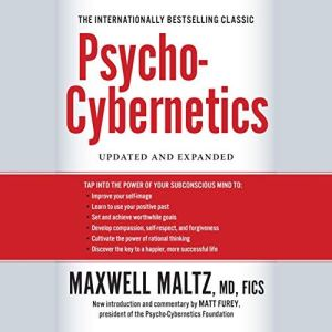 Psycho-Cybernetics audiobook cover art