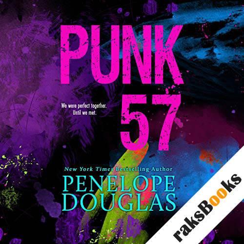 Punk 57 audiobook cover art
