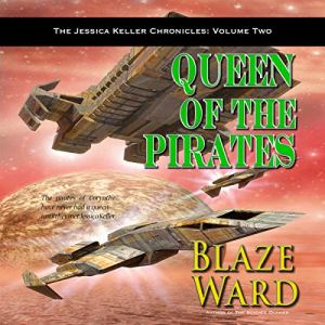 Queen of the Pirates audiobook cover art
