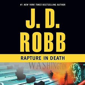 Rapture in Death audiobook cover art