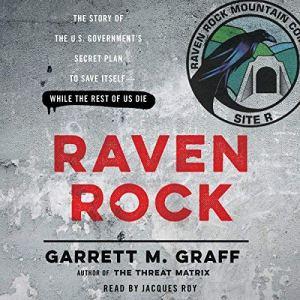 Raven Rock audiobook cover art