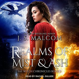 Realms of Mist and Ash audiobook cover art
