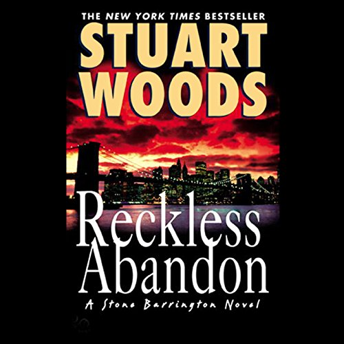 Reckless Abandon audiobook cover art