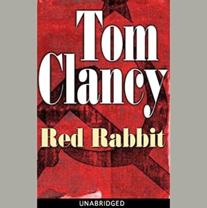 Red Rabbit audiobook cover art