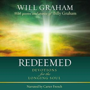Redeemed audiobook cover art