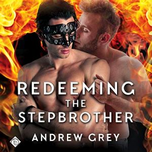 Redeeming the Stepbrother audiobook cover art