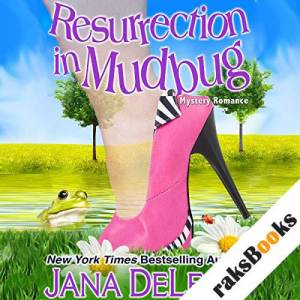 Resurrection in Mudbug audiobook cover art