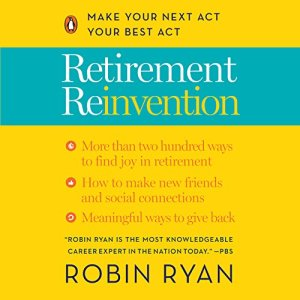 Retirement Reinvention audiobook cover art