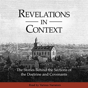 Revelations in Context audiobook cover art