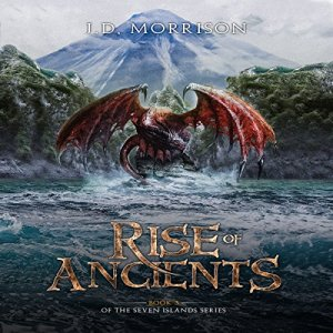 Rise of Ancients audiobook cover art