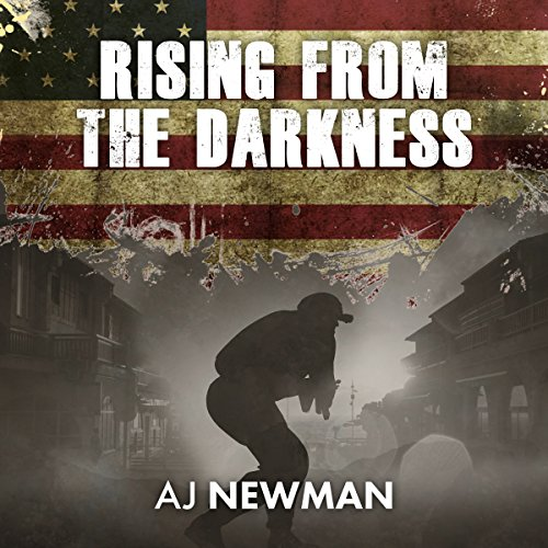 Rising from the Darkness audiobook cover art