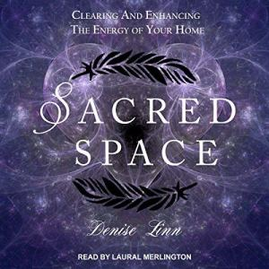 Sacred Space audiobook cover art