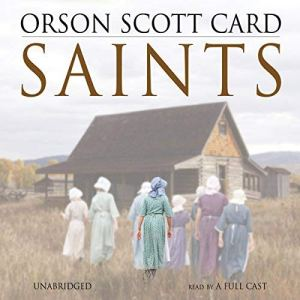 Saints audiobook cover art