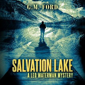 Salvation Lake audiobook cover art