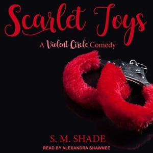 Scarlet Toys audiobook cover art