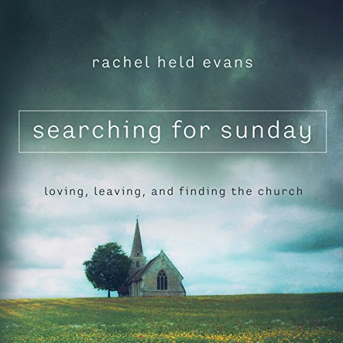 Searching for Sunday audiobook cover art