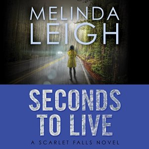 Seconds to Live audiobook cover art