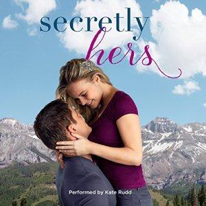 Secretly Hers audiobook cover art