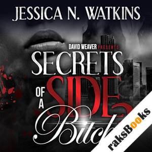 Secrets of a Side Bitch 3 audiobook cover art