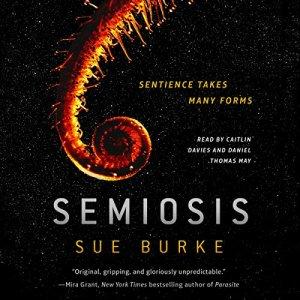 Semiosis audiobook cover art