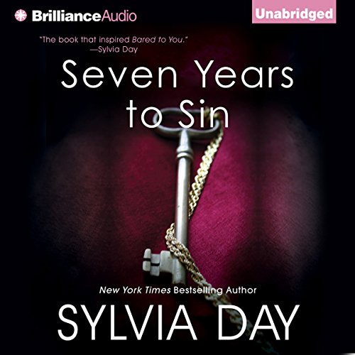 Seven Years to Sin audiobook cover art