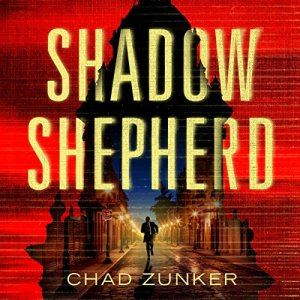 Shadow Shepherd audiobook cover art