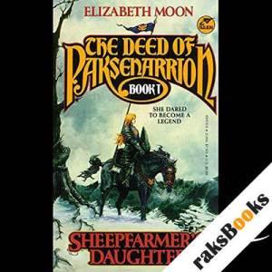Sheepfarmer's Daughter audiobook cover art