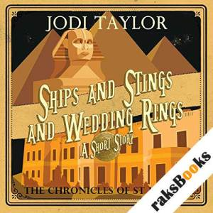 Ships and Stings and Wedding Rings audiobook cover art