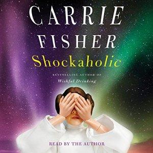 Shockaholic audiobook cover art