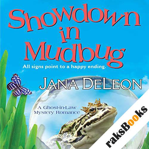 Showdown in Mudbug audiobook cover art