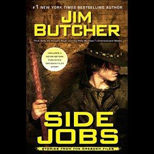 Side Jobs audiobook cover art