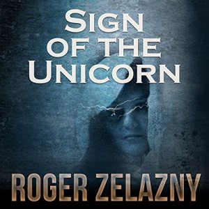 Sign of the Unicorn audiobook cover art