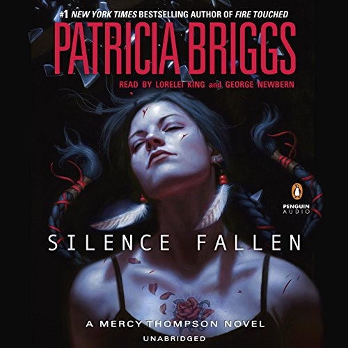 Silence Fallen audiobook cover art