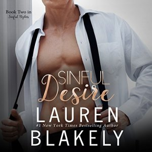Sinful Desire audiobook cover art