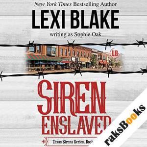 Siren Enslaved audiobook cover art