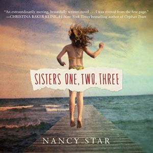 Sisters One, Two, Three audiobook cover art