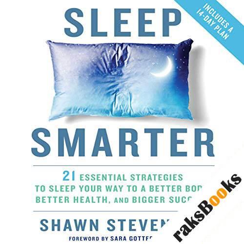 Sleep Smarter audiobook cover art