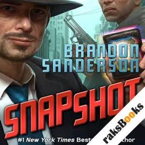 Snapshot audiobook cover art