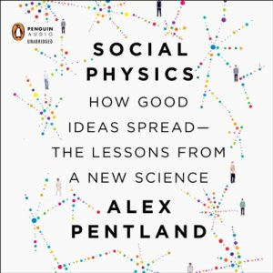 Social Physics audiobook cover art